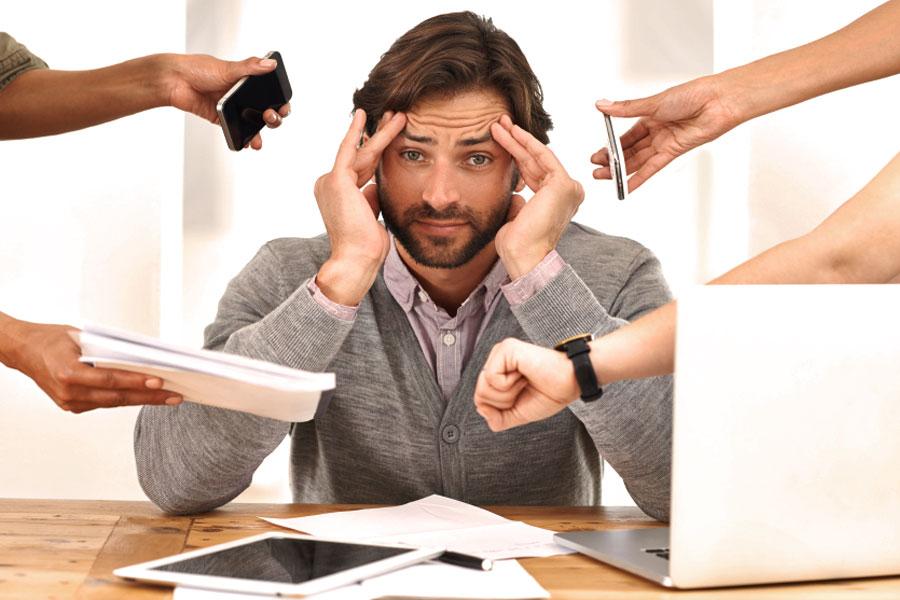 стресс и ВПЧ у мужчин