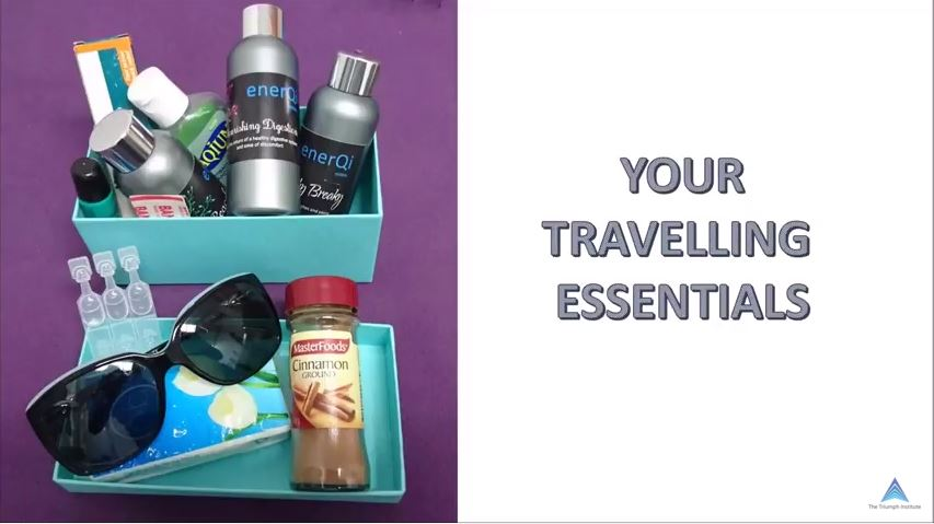[VIDEO] Digestive System goes on a Holiday : Travelling Essentials